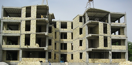 Anchoring to Concrete, Mehr Shahr Complex