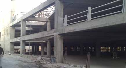 Seismic Evaluation of Mehrabad Airport's Car Park